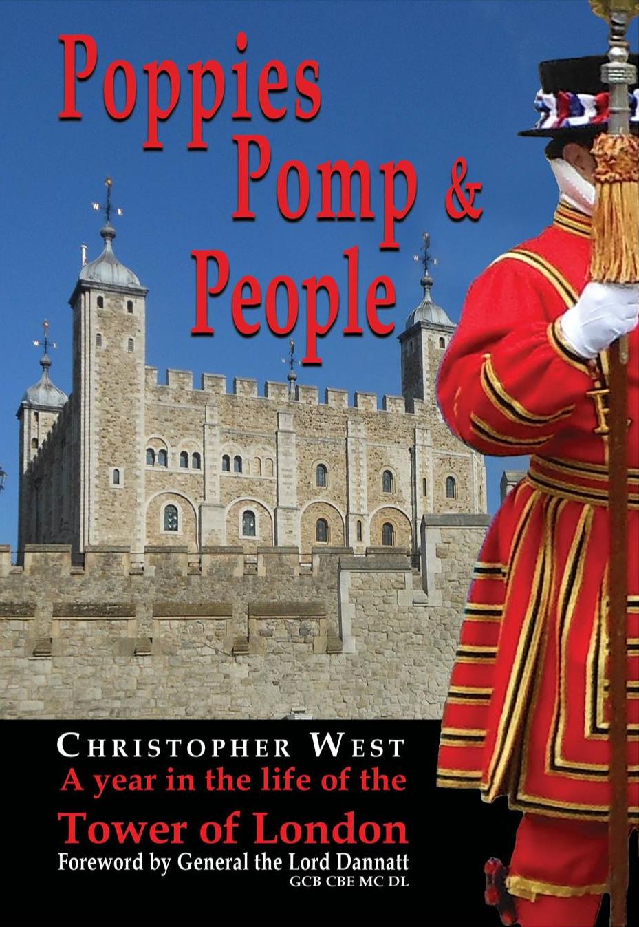 Poppies Pomp & People